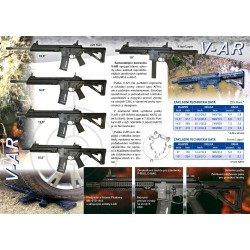 V-AR - 9mm Luger
