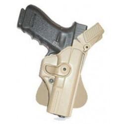 Pouzdro na pistoli Glock 2.pojistky