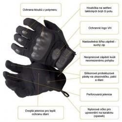 Taktické rukavice Testudo Mission