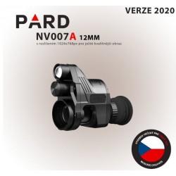 ZAMĚŘOVAČ PARD NV008P LRF VERZE 2020 s DÁLKOMĚREM (SYSTÉM DEN/NOC)